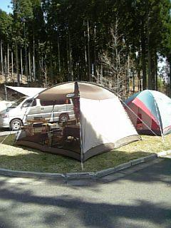 キャンプ 1
